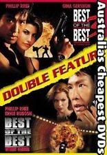 Best of the Best 3&4 DVD NEW, FREE POSTAGE WITHIN AUSTRALIA REGION 4