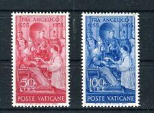 Vaticano 1955 5° centenario morte del Beato Angelico MNH