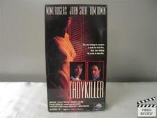 Ladykiller VHS Mimi Rogers, John Shea, Tom Irwin, Alice Krige; Michael Scott