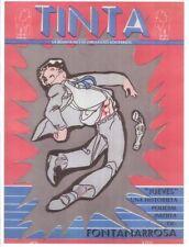TINTA #2 (1978) French comics magazine, Tarzan cartoon