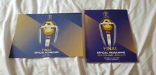 New listing 2019 Cricket World Cup Final programme + scorecard England vs.Nz @ Lords