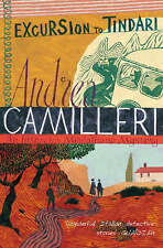 Excursion to Tindari by Andrea Camilleri (Paperback) New Book