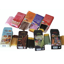 Miniature Chocolate Biscuits Bars 8Pcs Set Dollhouse Food Accessories