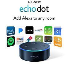 Amazon Echo Dot 2nd Generation w/ Alexa Voice Media Device