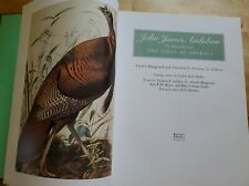 John James Audubon The Watercolors for The Birds of America Print Art Book
