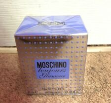MOSCHINO TOUJOURS GLAMOUR EAU DE TOILETTE 30ML SPRAY BOXED AND SEALED