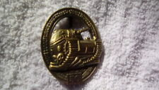 Army Tank Badge with 50. victories-1957 Version