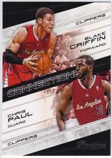 BLAKE GRIFFIN/CHRIS PAUL 2012-13 PANINI PRESTIGE CONNECTIONS #9