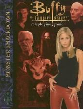 Buffy the Vampire Slayer: Monster Smackdown/ Role Playing Game (2003) HB 180504