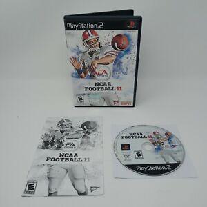 NCAA Football 11 (Sony PlayStation 2, 2010)