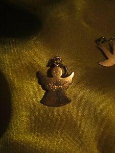 Thomas Sabo Schutz Engel Charm Anhänger rosegold