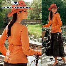 Tom Tailor Tunika NEU Gr.38 (S) Damen Bluse Orange Shirt