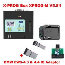X-PROG Box ECU Programmer XPROG-M V5.84 mit USB Dongle +EWS-4.3 & 4.4 IC Adaptor