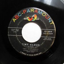 ELEGANTS 45 Tiny cloud / I've seen everything ABC PARA Doowop w3227