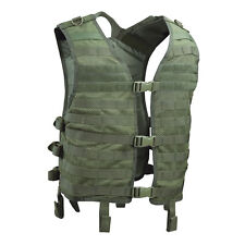 Condor Outdoor Mhv Mesh Hydration Vest Tactical Molle Vest Olive Airsoft
