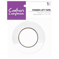 Crafter's Companion - 1 Paquete de elevación del dedo de doble cara alta tachuela cinta 5 mm