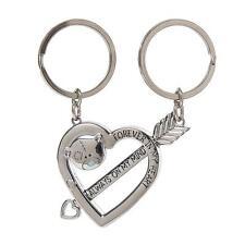 Me to You Tatty Teddy 2 Part Love Keyring Gift G01K0266