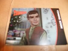 Gerry Anderson Thunderbirds Series 2 Promo Card Pr1 Unstoppable