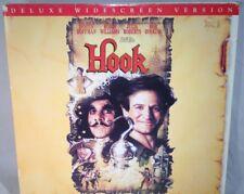 Laserdisc {f} * Hook * Dustin Hoffman Robin Williams Julia Roberts Widescreen