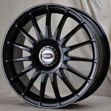 17 inch TEAM DYNAMICS MONZA 4x100 ET45-55 7J SILVER alloy wheels  Acura INTEGRA