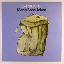 "12"" LP - Cat Stevens - Mona Bone Jakon - B4415 - washed & cleaned"