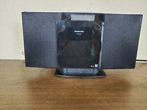 Panasonic SC-HC20 Compact Stereo AM/FM Radio CD Player With iPod Dock