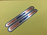 Skyway Crank Decal Sugino 400 Redline #4