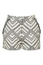 Topshop High Tailored Shorts for Women