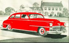 1946-1948 DeSoto S-11 Two Door Sedan Complete Weatherstrip Kit!