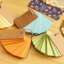 Cute Colorful Spiral Daily Mini Note Pad Memo Jotter Notebook Book Diary Office