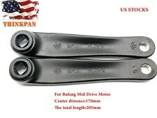 Bafang E-Bike Crank Arm 8Fun BBS01 BBS02 Mid Drive Motor Conversion Kits