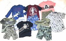 12 Piece Lot of Gap Star Wars T-Shirts Shorts Boys Size 6 Small VGUC-GUC