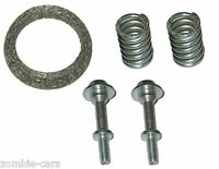 Honda Civic Type-R & S Exhaust Rear Silencer Fitting Kit Bolts, Springs & Gasket