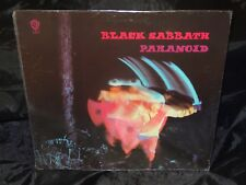 Black Sabbath Paranoid Sealed USA 1970 Orig? WB WS-1887 Vinyl Lp Record
