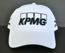 *KMPG MIZUNO* AUTHENTIC TOUR GOLF HAT CAP *AHEAD HEADGEAR USA* Classic Cut