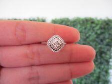 5.00 Carat Face Illusion Diamond WhiteGold Ring 18k (S.SET 007) sep* (PRE-ORDER)