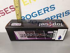 Top Fuel Hacker Battery Pack (LiPo) 11.1V 3000mAh 3 Cell 20C Eco-X EC3 Plug NEW