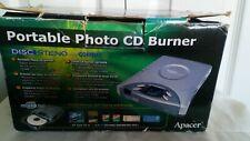 APACER CP200 Portable Photo CD Burner Disc Steno Combo USB 2.0 Drive Writer