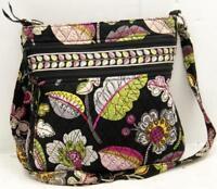 Vera Bradley Moon Blooms  Crossbody Messenger Bag Women's Bag