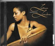 CD ALBUM 14 TITRES--LATOYA LONDON--LOVE & LIFE--2005