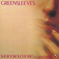 Greensleeves YOKOUCHI SHOJI TRIO + 1 CD
