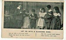 rppc: Singing Schoolchildren, 1908