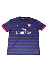 Arsenal 2012/13 Away Shirt XL