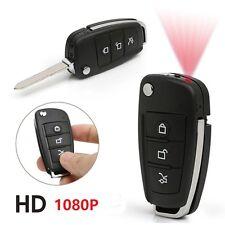 HD 1080P Mini Car Key Spy Hidden Camera Video Recorder IR Night Vision S820
