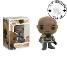 FUNKO POP THE WALKING DEAD T-DOG SDCC 2017 EXCLU AVEC HEROES PROTECTOR