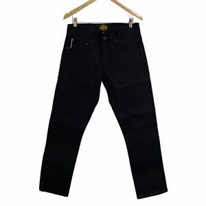 Brave Star Men The Slim Straight 19oz Double Japan Selvage Jeans Size 31 X 29