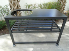 """48"""" Aluminum Table for large Big Green Egg"""