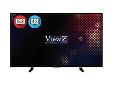 ViewZ VZ-43CMP 43 inch Full HD 1080p HDMI/VGA/PC Widescreen LED CCTV Monitor