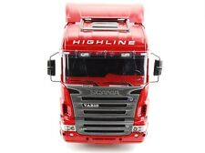 Für Tamiya Scania Truck Logo Emblem Decal badges Edelstahl Vabis Muster 1:14