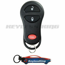 Replacement for 1999-2004 Jeep Grand Cherokee : Key Entry Fob Remote